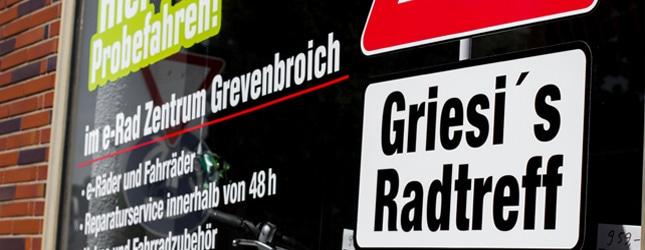 Fensterbeschriftung und Schaufensterbeschriftung für Grevenbroich und Umgebung