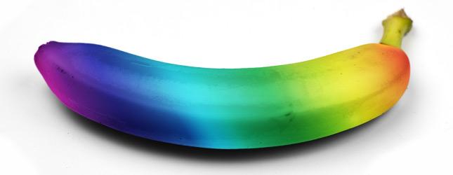 Gorillas wollen Bananen