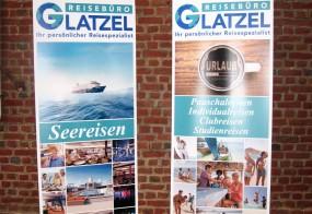 Roll Ups / Reisebüro Glatzel
