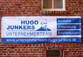 Meshbanner / Unternehmerteam Hugo Junkers