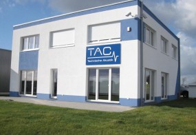 Firmenschild (Aluverbundmaterial) / TAC