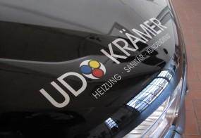 Autobeschriftung / Udo Kraemer / Ford Ranger