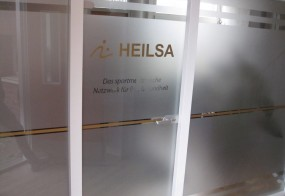 Sichtschutzfolie / HEILSA