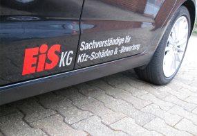 Autofolierung / Audi A3 TDI / EiS KG