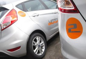 Beschriftung Fahrzeugflotte  / Motofaktur