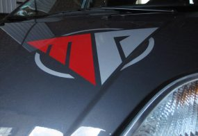 Fahrzeugbeschriftung / Ford Fiesta / FitCoach