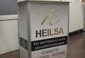 Messetheke / HEILSA GmbH