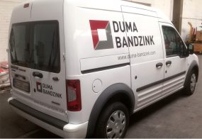 Autobeschriftung / Ford / DUMA BANDZINK