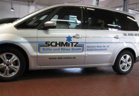Pkw-Folierung / Schmitz Kaelte & Klima GmbH