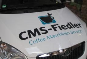 Autobeklebung / CMS-Fiedler