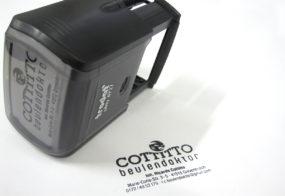 Firmenstempel / Cottitto Beulendoktor