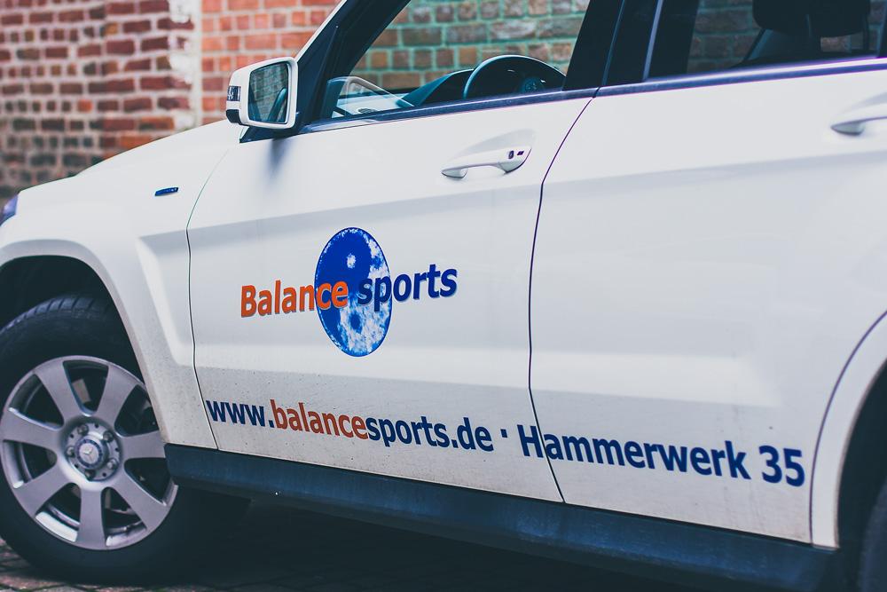 balance sports merced benz glk autobeschriftung in grevenbroich